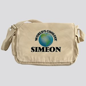 World's Coolest Simeon Messenger Bag