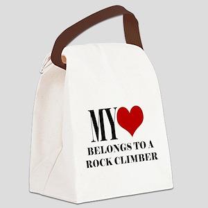 rock55light Canvas Lunch Bag