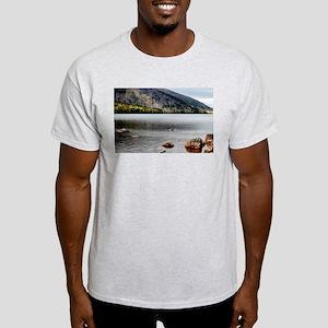 Jordan Pond, Bar Harbor, ME T-Shirt