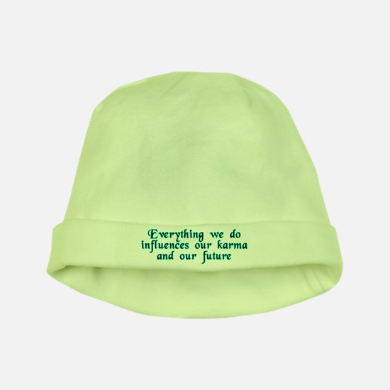Everything we do - baby hat