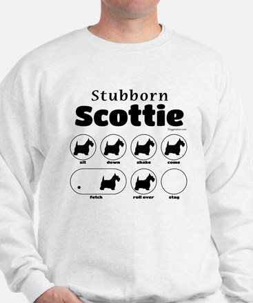 Stubborn Scottie v2 Sweatshirt