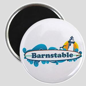Barnstable - Surf Design. Magnet
