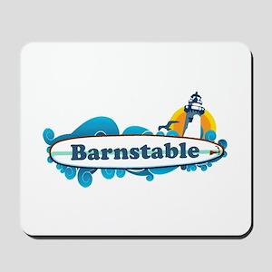 Barnstable - Surf Design. Mousepad
