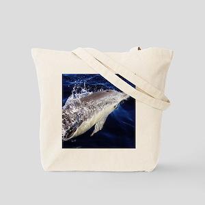 Delphi Dolphin Tote Bag