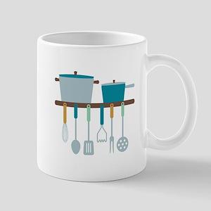Kitchen Cooking Utensils Pots Mugs