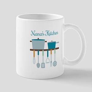 Nana Kitchen Cooking Utensils Pots Mugs