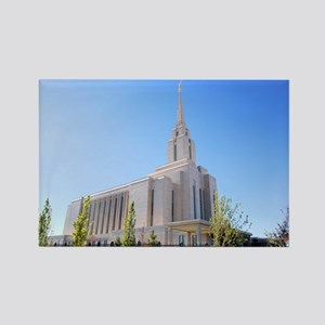 LDS Oquirrh Mountain Temple Magnets