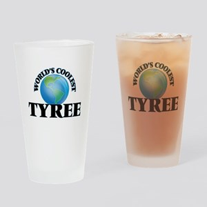 World's Coolest Tyree Drinking Glass
