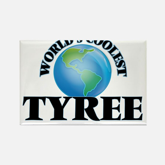 World's Coolest Tyree Magnets