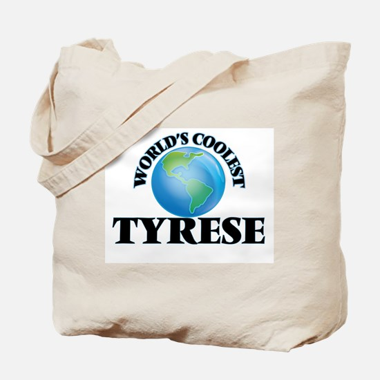 World's Coolest Tyrese Tote Bag