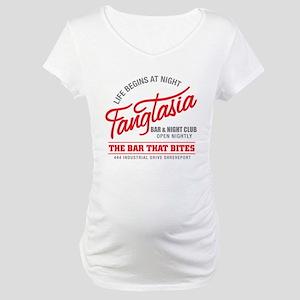Fangtasia Maternity T-Shirt