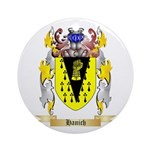 Hanich Ornament (Round)