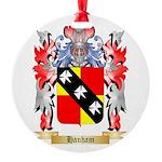 Hanham Round Ornament