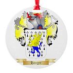Hanger Round Ornament