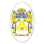 Haney Sticker (Oval 50 pk)