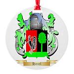 Hanel Round Ornament
