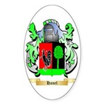 Hanel Sticker (Oval 50 pk)