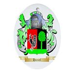 Hanel Ornament (Oval)