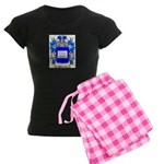 Handrick Women's Dark Pajamas