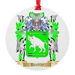 Handley Round Ornament