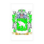 Handley Sticker (Rectangle 50 pk)