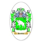 Handley Sticker (Oval)