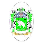 Handley Sticker (Oval 50 pk)