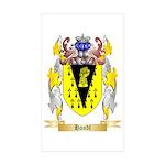 Handl Sticker (Rectangle 50 pk)