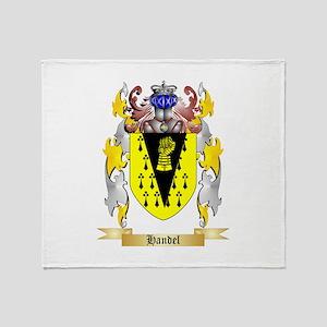 Handel Throw Blanket