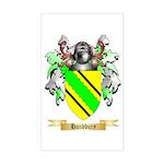 Handbury Sticker (Rectangle)