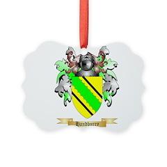Handburry Ornament