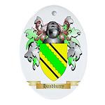 Handburry Ornament (Oval)