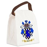 Hand Canvas Lunch Bag