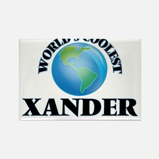 World's Coolest Xander Magnets