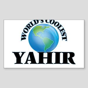 World's Coolest Yahir Sticker