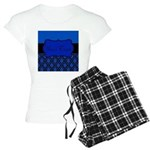 Blue Black Personalized Pajamas