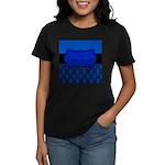 Blue Black Personalized T-Shirt