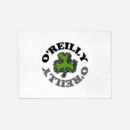 O'Reilly 5'x7'Area Rug
