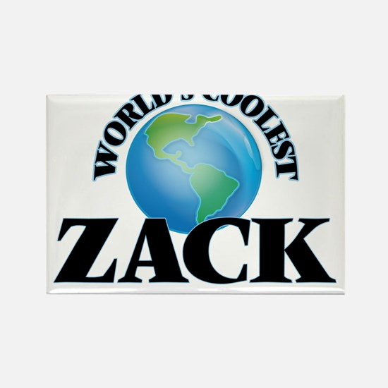 World's Coolest Zack Magnets