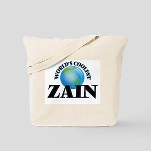 World's Coolest Zain Tote Bag