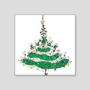 Christmas Dress Sticker
