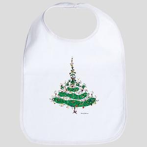 Christmas Dress Bib