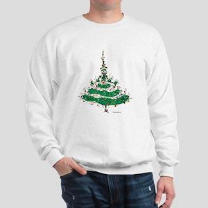 Christmas Dress Sweatshirt