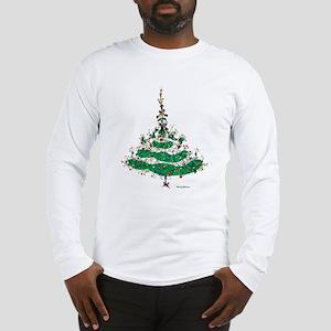 Christmas Dress Long Sleeve T-Shirt