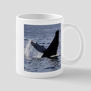 Humpback Whale Wave Mugs