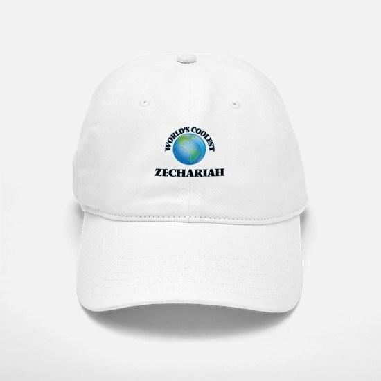 World's Coolest Zechariah Baseball Baseball Cap