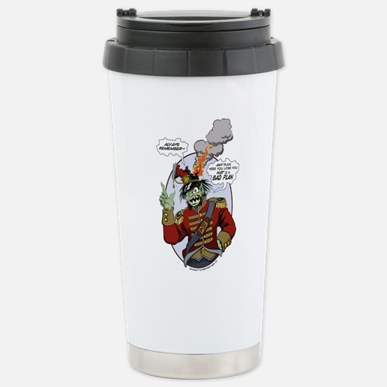 Jagermonster Philosophy Stainless Steel Travel Mug