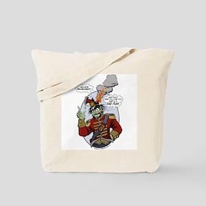 Jager Philosophy Tote Bag