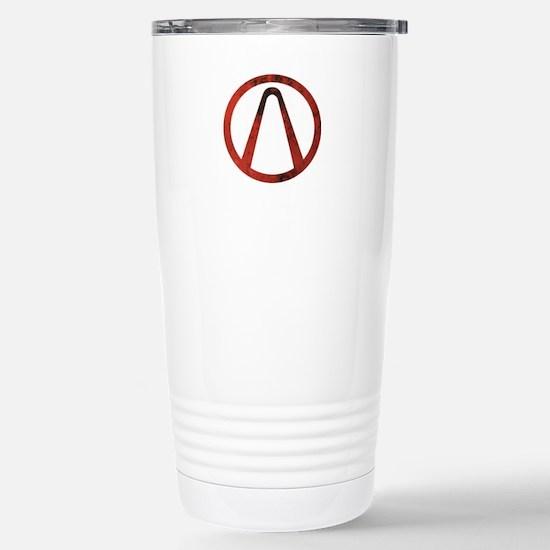 Borderlan Stainless Steel Travel Mug