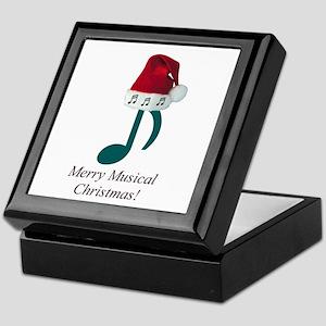 Merry Musical Christmas Box